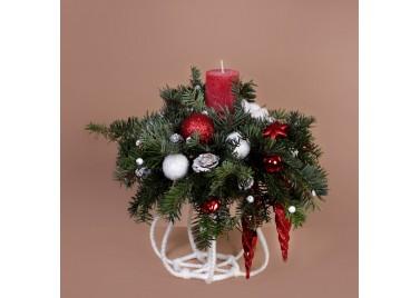 """Новогодняя композиция """"Christmas charm"""""""