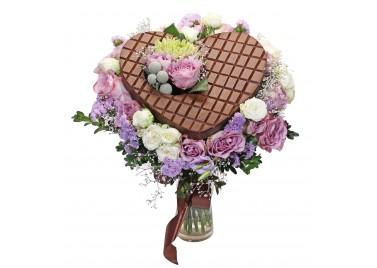 """Букет цветов """"Весна в сердце"""""""
