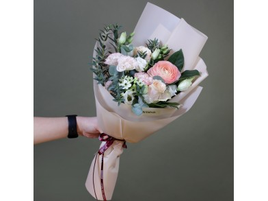 "Букет цветов ""Ivory"""