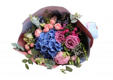 """Букет цветов """"Бабл Гам"""""""