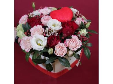 """Коробка цветов """"Amur"""""""
