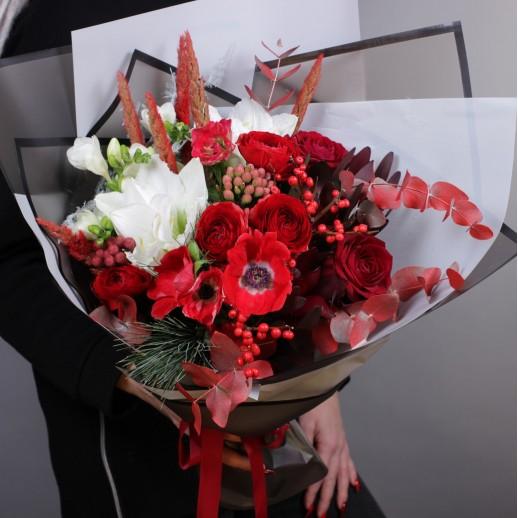 "Букет цветов ""Кармен"""