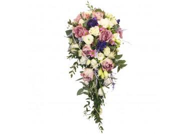 """Свадебный букет цветов """"Ясна"""""""