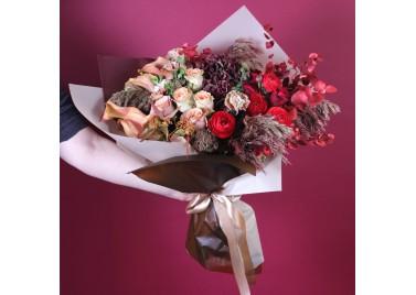 """Букет цветов """"Burlesque"""""""