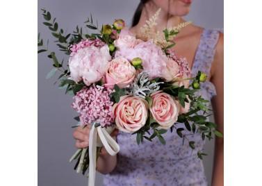 """Свадебный букет цветов """"Севилья"""""""