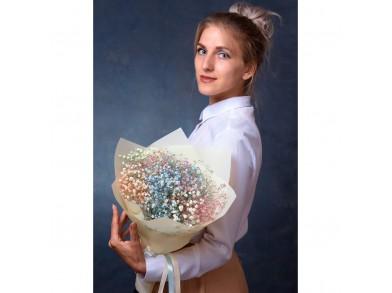 """Букет цветов """"Радуга"""""""