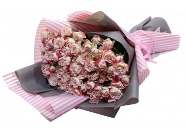 Букет из Розы Спрей Рефлекс
