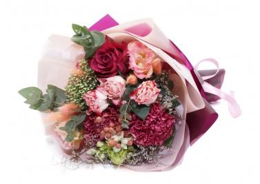 "Букет цветов ""Ежевика"""
