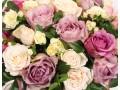 Цветочная композиция в коробке Мемори Роз