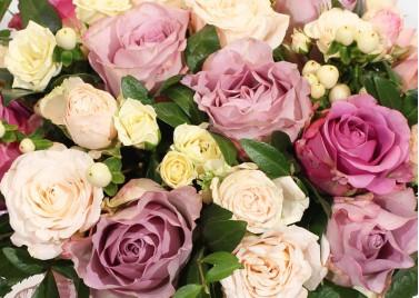 """Цветочная коробка """"Мемори Роз"""""""