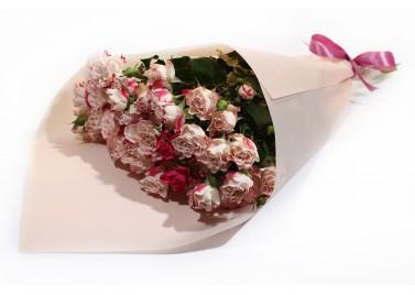 Букет из Розы Спрей