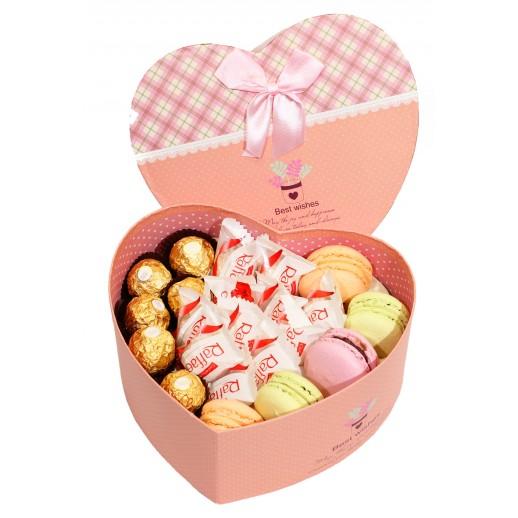 Набор конфет Сладкое сердце