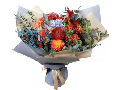 """Букет цветов """"Краски Лета"""""""