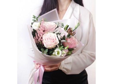 """Букет цветов """"Bisou"""""""