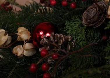 """Композиция """"Новогоднее очарование"""""""