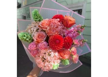 """Букет цветов """"Удивительное сочетание"""""""