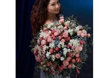 """Букет цветов """"Истинная любовь"""""""